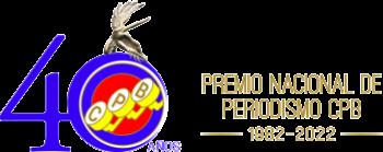 Premio Nacional de Periodismo CPB 2022